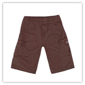 Kelly's Kids Boy's Brown Shorts